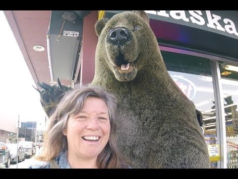 Fun & Disappointment in Anchorage + I Visit Where the Grizzly Mauling Happened
