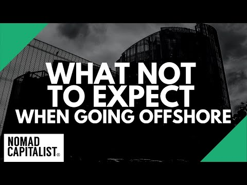 Don't Expect THIS When Going Offshore