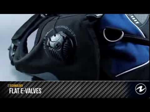 Buoyancy Compensator (BCD) Flat E-valves