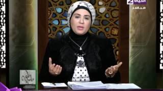 نادية عمارة: الصلاة على النبي من أفضل العبادات وثوابها عظيم..فيديو