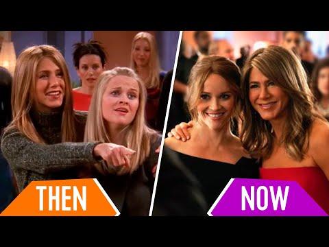 The Truth about Reese and Jennifer Weird Girl Crush |⭐ OSSA Radar