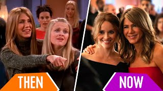 Download Inside the Witherspoon and Aniston Weird Girl Crush  ⭐ OSSA Radar Mp3 and Videos