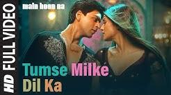 Tumse Milke Dilka Jo Haal [Full Song] | Main Hoon Na | Shahrukh Khan