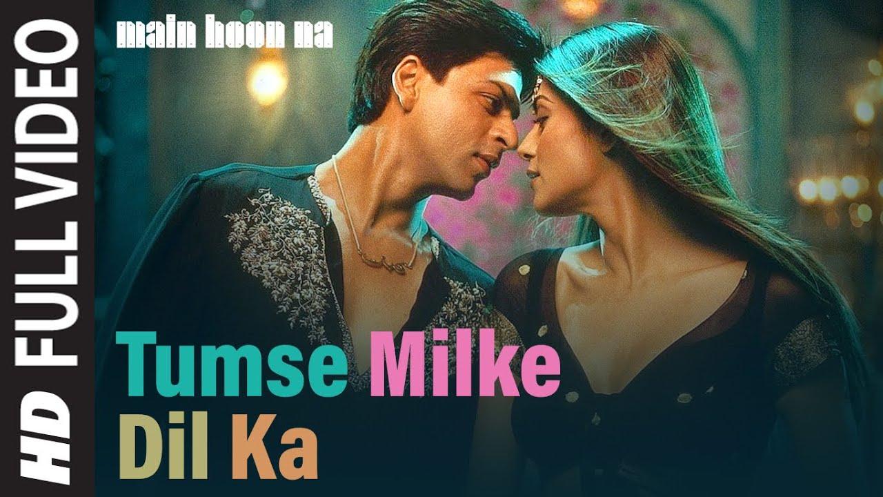 Download Tumse Milke Dilka Jo Haal [Full Song] | Main Hoon Na | Shahrukh Khan