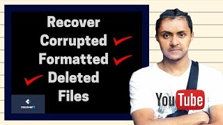 How to Recover Deleted/Corrupted/Formatted Files From Your Computer(Laptop/desktop)