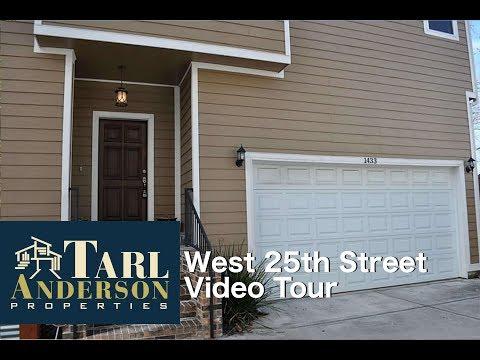 1433 W 25th Street, Houston, TX  77008 Video Tour