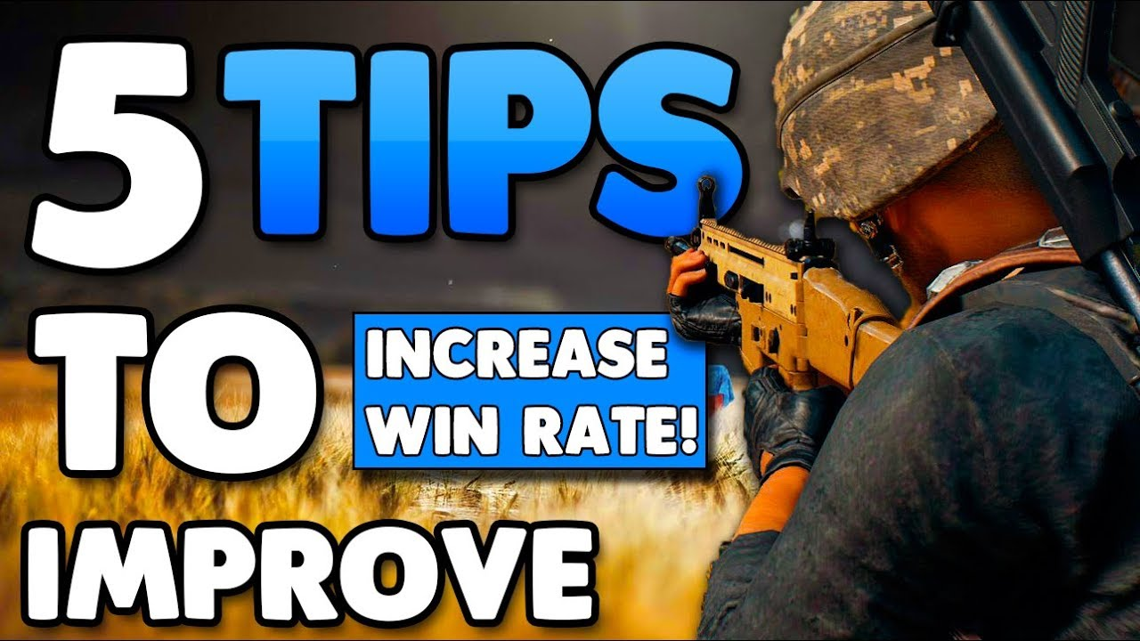 How To Improve In Pubg: TOP 5 PUBG TIPS TO VASTLY IMPROVE YOUR GAMEPLAY