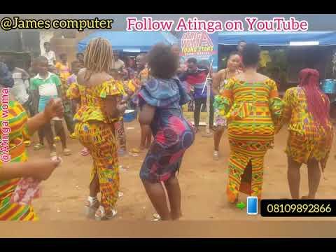 Download ATINGA WOMA LIVE PERFORMANCE AT EHIME MBANO