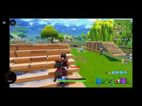 Fortnite Android Gameplay via Vortex Cloud Gaming App