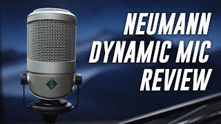 Neumann BCM 705 Dynamic Mic Review / Test