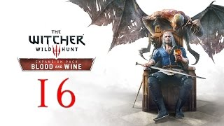 WITCHER 3: Blood and Wine #16 : Father Knows Worst