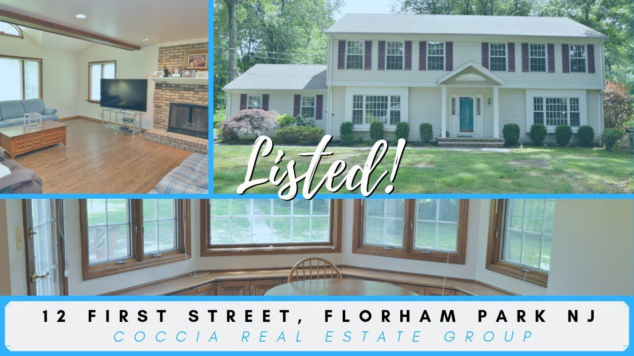 12 First Street | Homes for Sale Florham Park, NJ