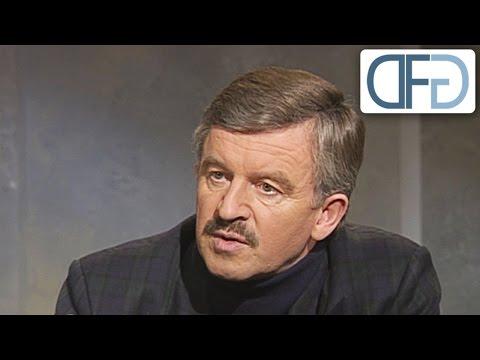 Jürgen Möllemann in bislang unveröffentlichtem Interview (2000)