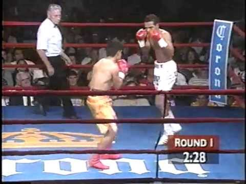 "Danny ""Kid Dynamite"" Romero vs. Harold Grey"