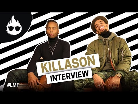 Youtube: La Minute Freestyle x Interview Freestyle de KillASon