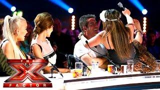 Jenesa's Hips Don't Lie   Auditions Week 3   The X Factor UK 2015