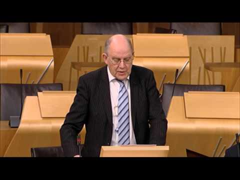 Afternoon Plenary - Scottish Parliament: 15th March 2016