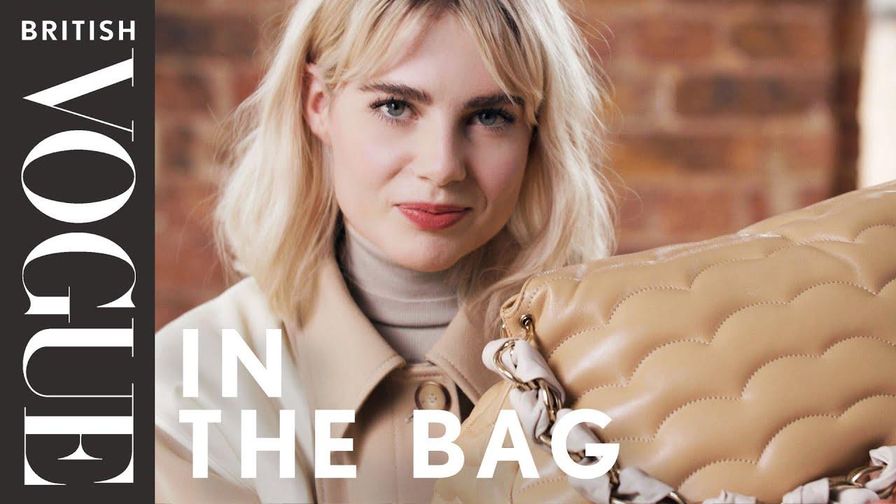 Lucy Boynton: In The Bag | Episode 55 | British Vogue