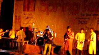 "Spring fest 2011!! Jia re Jia re ""Zubeen"" covered by ""Johar"" @ IIT Kgp"