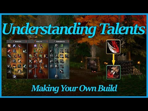 Understanding Talents In Classic WoW - Making Your Own Build