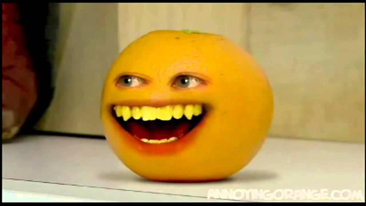 La naranja molesta Matanza en la cocina - YouTube