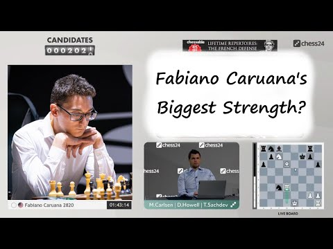 Magnus Carlsen tells