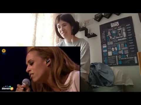 REACTION: Glennis Grace - Nothing compares to you - De Beste Zangers Unplugged