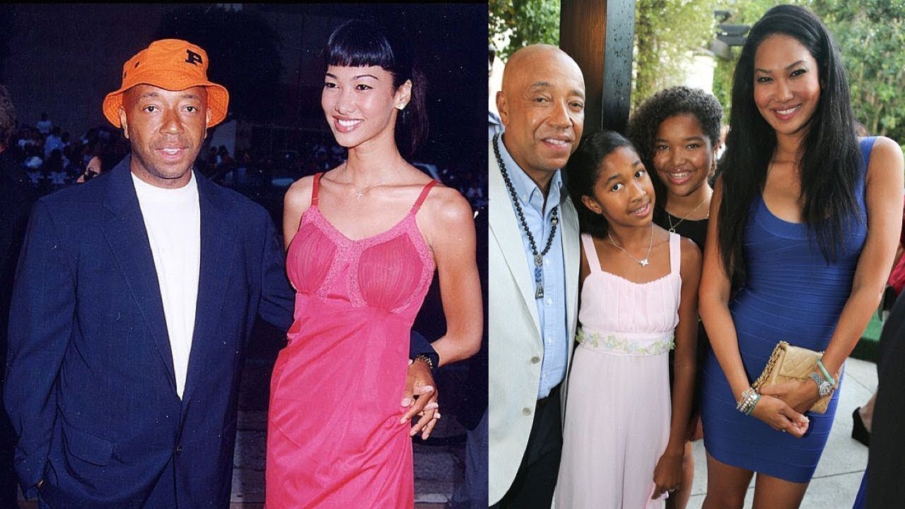 russell simmons wife