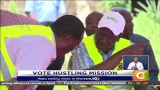 MONDAY SPECIAL: Vote hustling mission