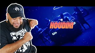 KSI – Houdini (feat. Swarmz & Tion Wayne) [Official Music Video] - REACTION