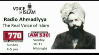 Allegation - Mirza Sahib's Elhaam - we will die in Medina or Mecca - Answered.mp4