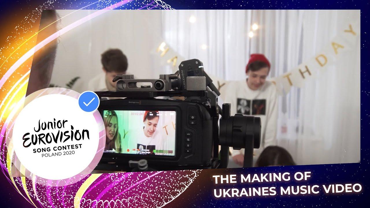 "Ukraine 🇺🇦 - Oleksandr Balabanov - Making of the ""Vidkryvai (Open Up)"" Music Video"