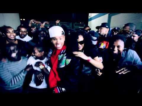 Chris Brown ft Tyga-Holla At Me (MusicVideo HD)