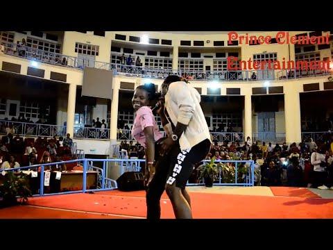 KENYATTA UNIVERSITY GIRLS TWERKING ON KRISTOFF || MR AND MISS STATUS KENYATTA UNIVERSITY 2020