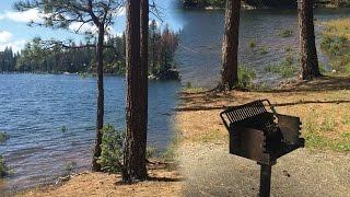 Bass Lake, California - Camping Day 1