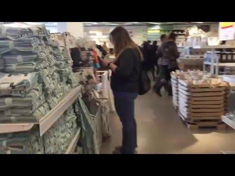 IKEA /Schaumburg/Chicago. Shopping in America.