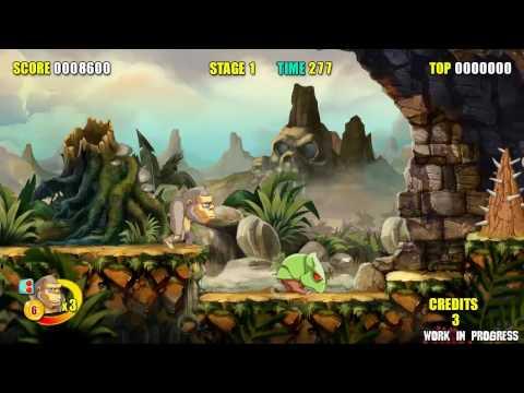 Toki Arcade Remixed Trailer (PC/Xbox 360)