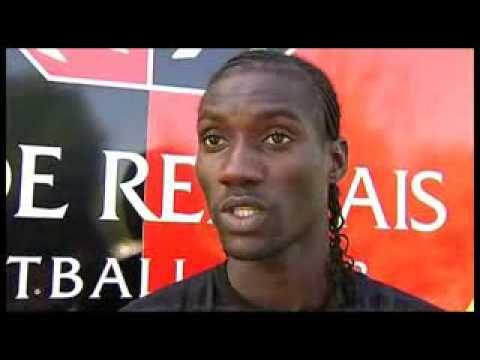 Ismael Bangora -  Rennes - Itw