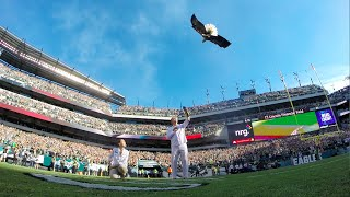 Challenger Soars at Eagles vs Steelers Game • September 25th, 2016