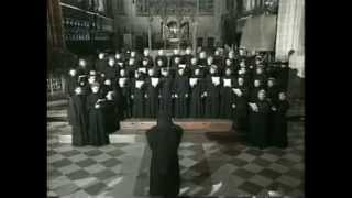 Richter Atomica #49 - Choir of the Monks of Sagorsk - sing  a hymn from the Russian Orthodox Liturgy