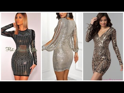 sequins-work-long-sleeves-homecoming-dress-prom-short-long-gown