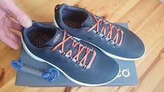 Обзор мужских кроссовок ECCO BIOM FJUEL (837534-02058)