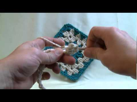Youtube Crocheting For Beginners : Beginner How to Crochet - Lesson 1 - Chain, Double Crochet and Holding ...