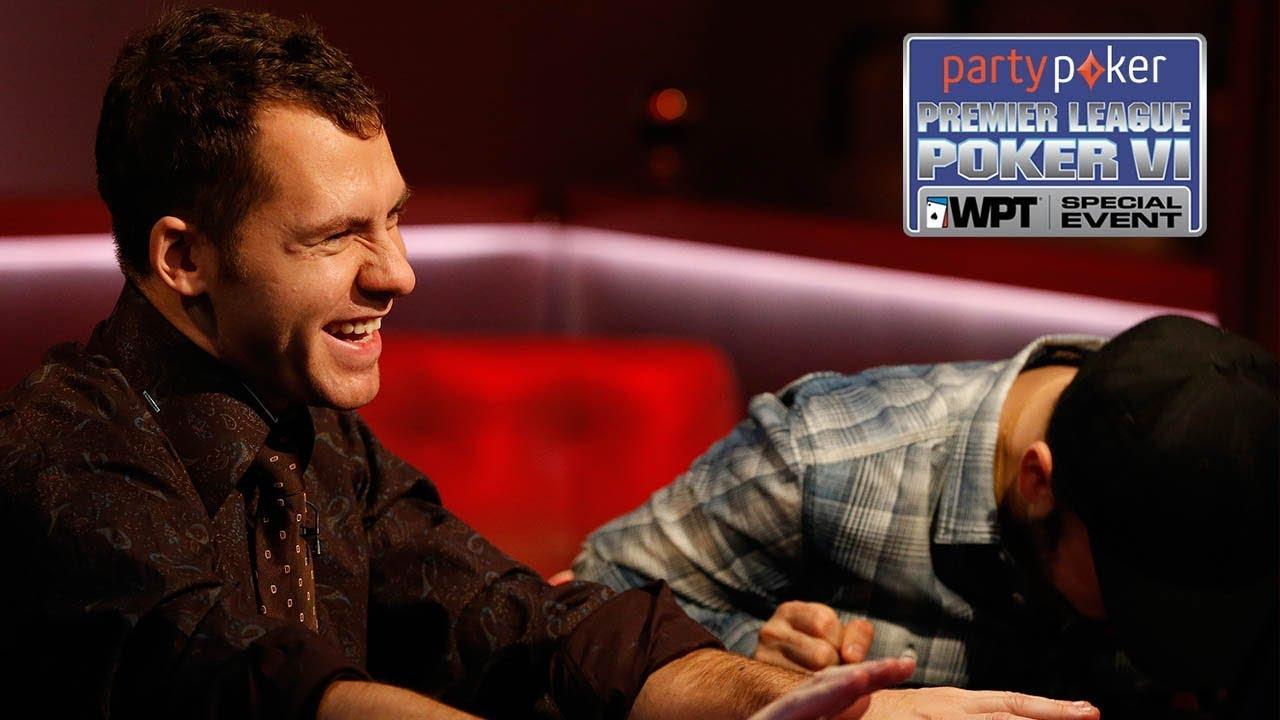 Download Premier League Poker S6 EP09   Full Episode   Tournament Poker   partypoker