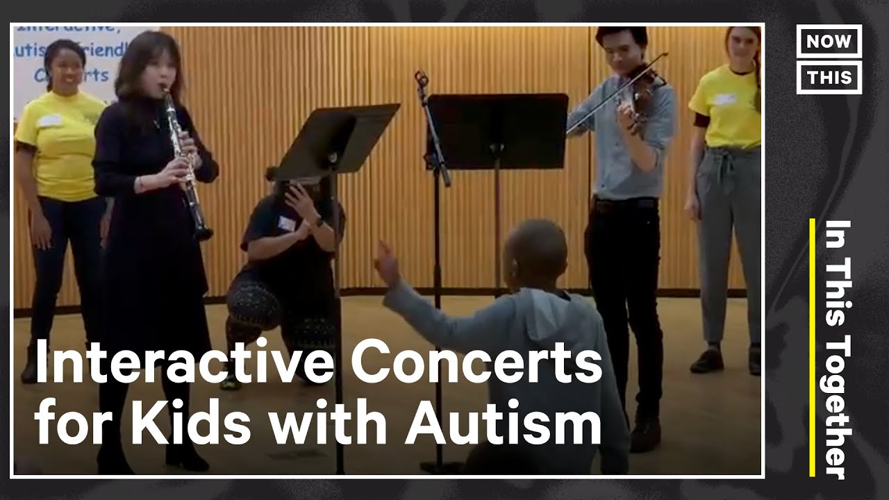 Music For Autism Makes Live Performances Accessible In This Together Nowthis Youtube
