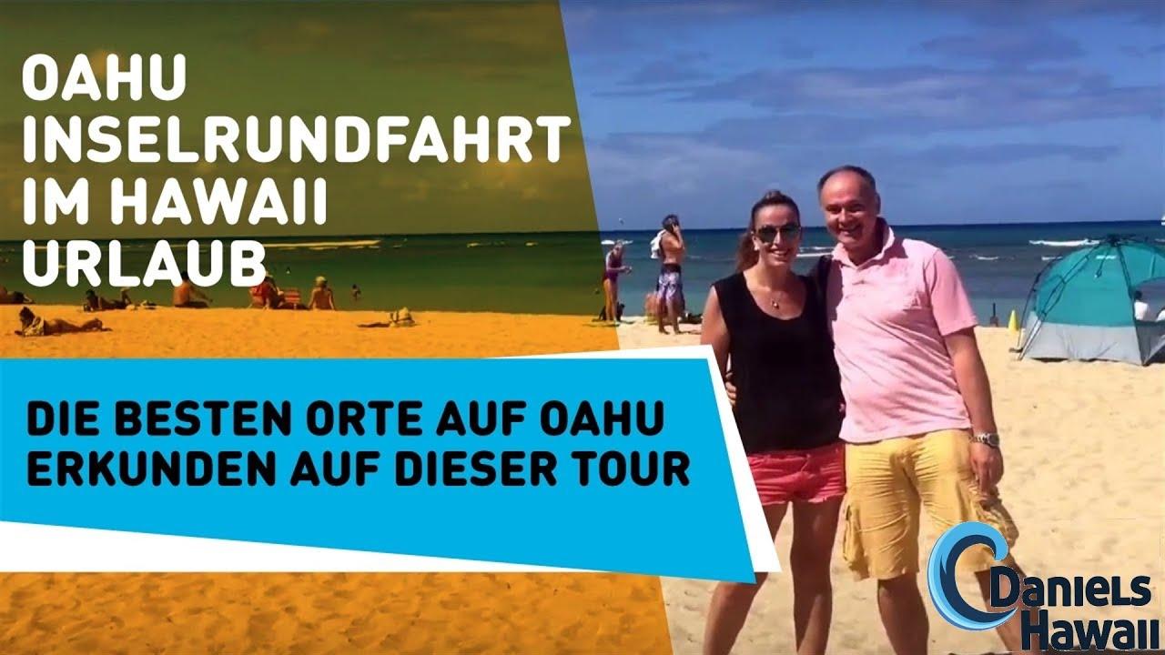 oahu inselrundfahrt im hawaii urlaub die besten orte auf. Black Bedroom Furniture Sets. Home Design Ideas