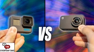 GoPro Hero 6 Black VS Xiaomi Mijia 4k! 4k Action Camera Battle!