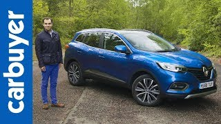 Renault Kadjar SUV 2019 in-depth review - Carbuyer