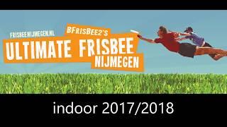 Indoor Ultimate Frisbee 2017 - 2018 BFrisBee2's Nijmegen