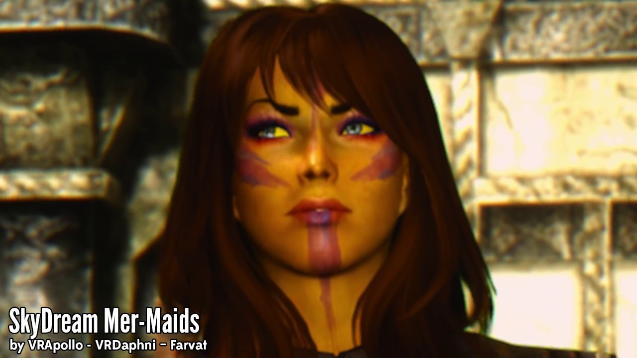 magical nipples - skyrim mods - week 136 - youtube